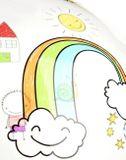 Závesná lampa FLY Kids - QQ transparent drawing