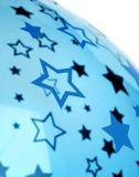 Závesná lampa FLY Kids - WW light blue stars