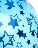 Závesná lampa FLY Kids Small - WW light blue stars