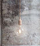 E27 rose - Závesná lampa bledoružová