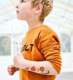 Dočasné tetovačky Petit Monkey - Jungle animals