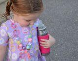 Pura TERMO nerezová dojčenská fľaša 260ml Zelená