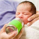 Pura nerezová dojčenská fľaša 150ml Ružová