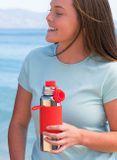 Pura nerezová fľaša so športovým uzáverom 850ml Modrá