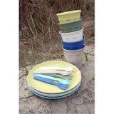 Detské bambusové tanieriky Zuperzozial Take a Cake Breeze