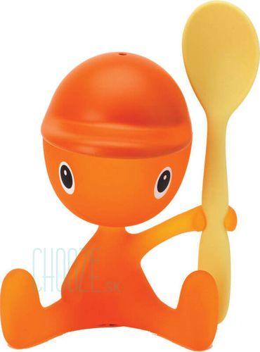 Stojan na vajíčko Cico - Orange/Orange