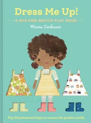 Dress Me Up! A Mix-and-Match Play Book