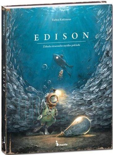 Edison: Záhada ztraceného myšího pokladu