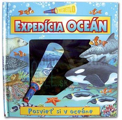 Expedícia Oceán: Posvieť si v oceáne