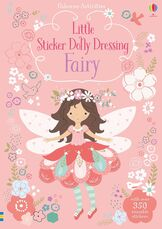 Little Sticker Dolly Dressing: Fairy