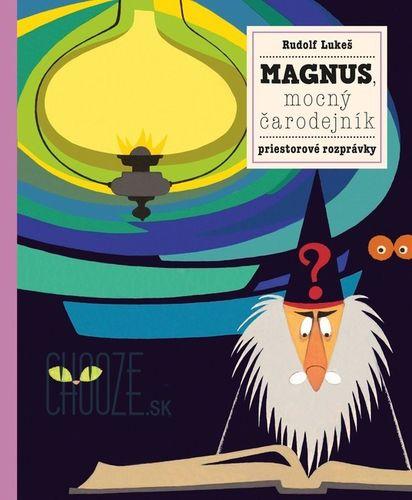 Magnus, mocný čarodejník