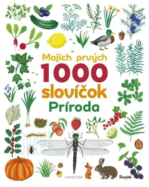 ac6f96304 Mojich prvých 1000 slovíčok: Príroda zväčšiť obrázok