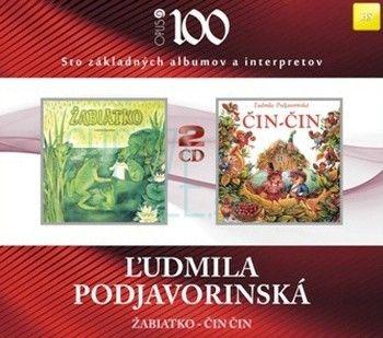 CD - Žabiatko, Čin - Čin 2CD