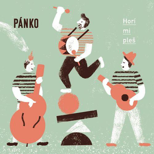 CD: Horí mi pleš