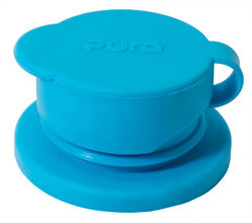 Pura Silikónový športový uzáver: Aqua
