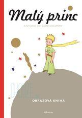 Malá obrazová kniha - Malý Princ