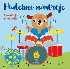 Hudební nástroje - Zvuková knižka