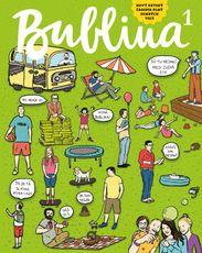 Detský časopis Bublina 1