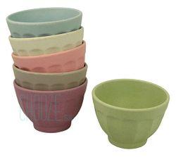 Detské EKO misky Sweet Fortune Bowls M - Dawn colours