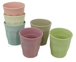 Detské EKO poháriky Cupful Of Colour M - Dawn colours