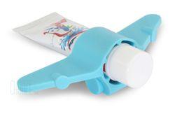 Držiak na zubnú pastu Plane - Blue