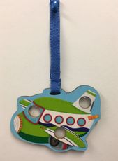 Pukacia hračka - Poke a Dot! Poppers - Airplane