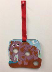 Pukacia hračka - Poke a Dot! Poppers - Elephant