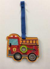 Pukacia hračka - Poke a Dot! Poppers - Fire Truck