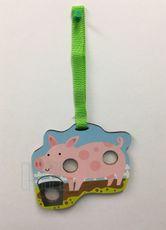 Pukacia hračka - Poke a Dot! Poppers - Pig Family
