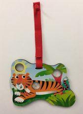 Pukacia hračka - Poke a Dot! Poppers - Tiger