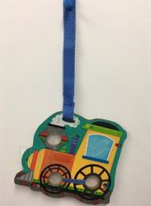 Pukacia hračka - Poke a Dot! Poppers - Train