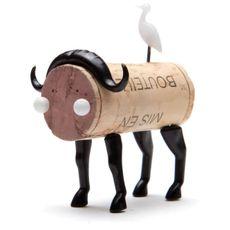 Korkové zvieratko Corkers - Buffalo