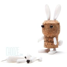 Korkové zvieratko Corkers - Bunny