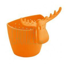 Sitko na čaj Rudolf - Solid orange