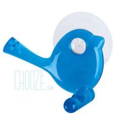 Vešiak na uteráky Pi:p - Transparent blue