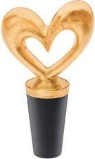 Zátka na víno Susi - Solid gold
