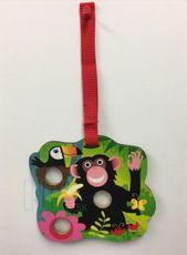 Pukacia hračka - Poke a Dot! Poppers - Monkey