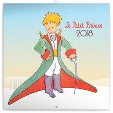 Kalendár Malý Princ - 2018