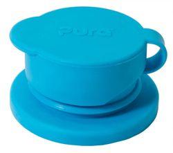 Pura - Silikónový športový uzáver - Aqua