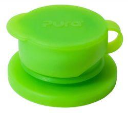 Pura - Silikónový športový uzáver - Zelená