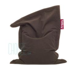 Sedací vak Fatboy Junior - Stonewashed brown
