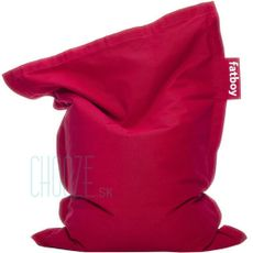 Sedací vak Fatboy Junior - Stonewashed red