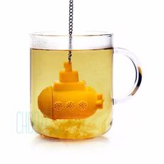 Sitko na čaj Tea Submarine - Yellow