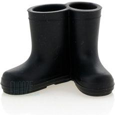 Stojan na zubnú kefku Wet booties - Black