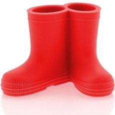 Stojan na zubnú kefku Wet booties - Red