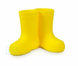 Stojan na zubnú kefku Wet booties - Yellow
