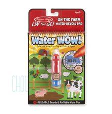 Magické pero Water Wow - Farm