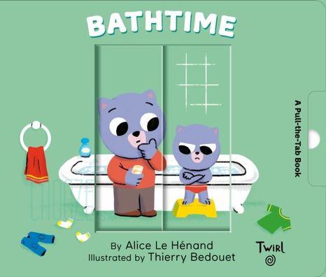 A Pull-the-Tab Book: Bathtime