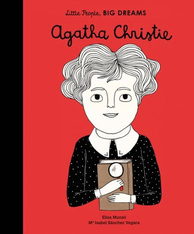 Agatha Christie: Little People, Big Dreams