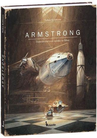 Armstrong: Dobrodružná cesta myšáka na Měsíc